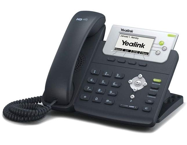 Yealink-亿联SIPT22电话